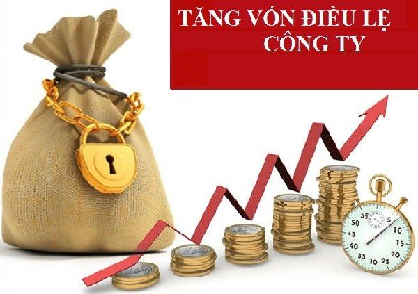 Luật Bistax hướng dẫn thủ tục thay đổi tăng vốn điều lệ công ty TNHH, cổ phần. Hồ sơ đơn giản đúng 3 ngày có giấy phép kinh doanh, biểu mẫu tải về tại đây