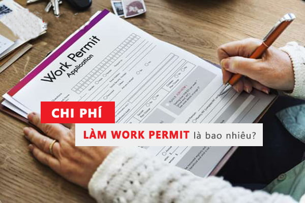 Chi phí làm work permit cho người nước ngoài lao động, hướng dẫn các bước thực hiện thủ tục, giấy tờ Luật Bistax chuyên xử lý hồ sơ khó, giấy tờ thiếu