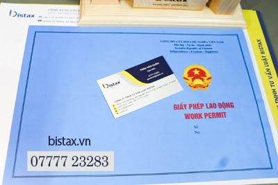 Thủ tục cho người nước ngoài sang Việt Nam làm việc