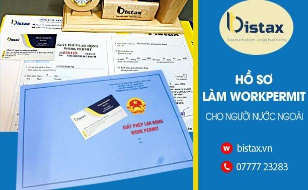 Hồ sơ làm work permit cho người nước ngoài