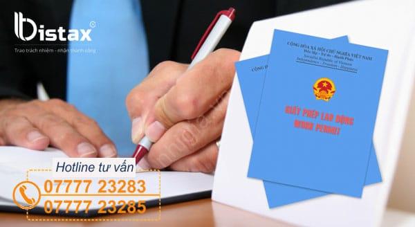Qui trình chi tiết 2 bước cấp giấy phép lao động cho người nước ngoài