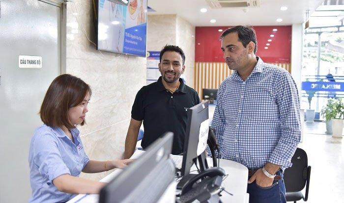 Khám sức khoẻ cho người nước ngoài làm work permit