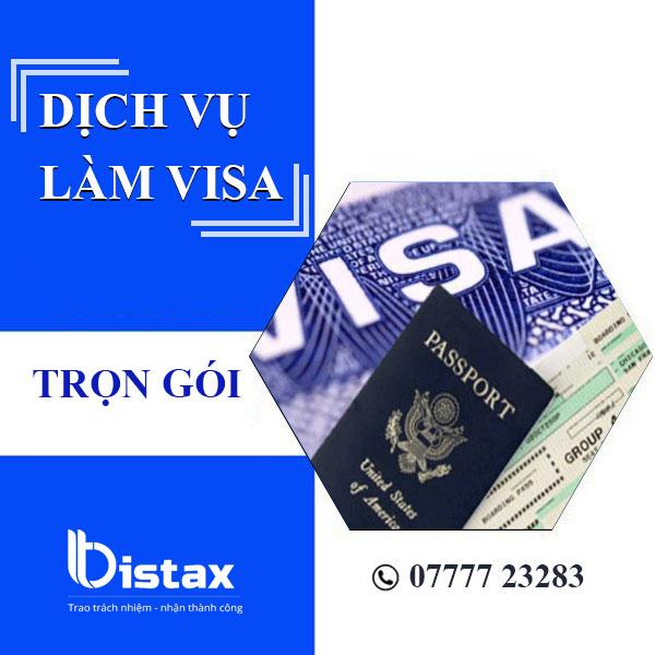 Dịch vụ làm visa tại TPHCM