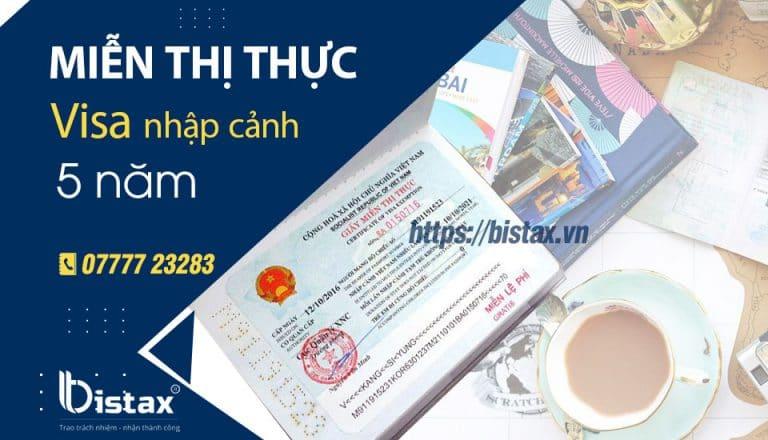 Giấy miễn thị thực