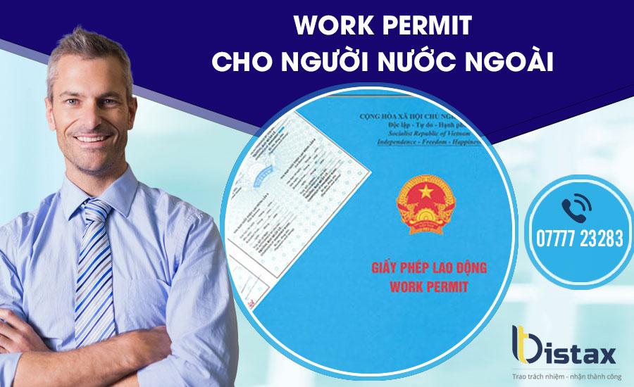 Dịch vụ làm work permit uy tín
