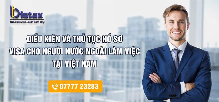 Visa cho người nước ngoài làm việc tại Việt Nam
