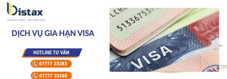 Dịch vụ gia hạn visa tại TPHCM